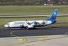"TC-SNN Boeing 737-8HC c/n 40775 Dusseldorf/EDDL/DUS 06-04-18 ""PlayStation"""