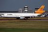 D-ADSO Douglas DC-10-30 c/n 48252 Dusseldorf/EDDL/DUS 17-07-96 (35mm slide)