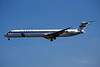 OH-LMH Douglas MD-82 c/n 53245 Dusseldorf/EDDL/DUS 17-07-96 (35mm slide)