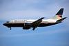 "D-ADBA Boeing 737-3L9 ""Deutsche BA"" c/n 26441 Dusseldorf/EDDL/DUS 17-07-96 (35mm slide)"