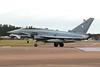 """31+17 British Aerospace EFA EF2000 """"German Air Force"""" c/n AS010 Fairford/EGVA/FFD 22-07-19"""