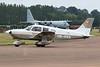 HB-PKE Piper PA-28-181 Archer II c/n 28-90087 Fairford/EGVA/FFD 22-07-19