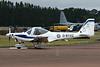 G-BYXZ Grob G.115E Tutor c/n 82182 Fairford/EGVA/FFA 22-07-19
