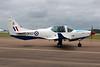 """ZM307 Grob G.120TP-A Prefect T.1 """"Royal Air Force"""" c/n 11122 Fairford/EGVA/FFD 22-07-19"""