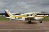 G-AVYL  Piper PA-28-180 Cherokee D c/n 28-4622 Fairford/EGVA/FFD 22-07-19