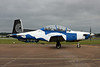 """036 Raytheon T-6A Texan II """"Greek Air Force"""" c/n PG-36 Fairford/EGVA/FFD 22-07-19 """"Daedelus Demo Team"""""""