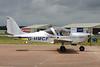 G-HMCF Evektor EV-97 SportStar SL c/n 2014-4204 Fairford/EGVA/FFD 22-07-19