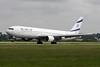 4X-EAJ Boeing 767-330ER c/n 25208 Luton/EGGW/LTN 19-07-11