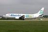 """YR-BAE Boeing 737-4Y0 c/n 28723 Luton/EGGW/LTN 19-07-11 """"Radio Zu"""""""