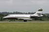 I-DDVF Dassault Falcon 2000 c/n 161 Luton/EGGW/LTN 19-07-11