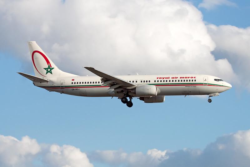 CN-ROJ Boeing 737-85P c/n 33979 Heathrow/EGLL/LHR 17-07-10