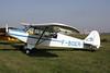 F-BOER Piper PA-18-95 Super Cub c/n 18-1442 St.Andre de L'Eure/LFFD 10-10-10