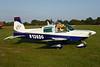 N126DG American Aviation AA-5B Tiger c/n 0099 Verviers-Theux/EBTX 03-09-11