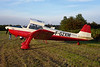 F-GZXM Bolkow Bo.207 c/n 290 Verviers-Theux/EBTX 02-09-09