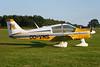 OO-VMS Robin DR.400-160 Chevalier c/n 1124 Verviers-Theux/EBTX 03-09-11
