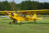 OO-CEK Piper J/3C-65 Cub c/n 12760 Verviers-Theux/EBTX 03-09-11