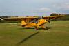 OO-KKK Piper PA-18-95 Super Cub c/n 18-3155 Verviers-Theux/EBTX 02-09-11