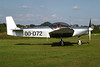 OO-D72 Zenair CH.601 Zodiac c/n 6-9123 Verviers-Theux/EBTX 03-09-11