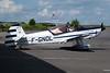 F-GNDL Mudry CAP-10B c/n 269 Dijon-Darois/LFGI 09-06-13
