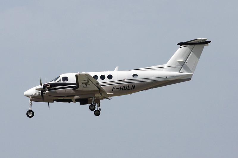 F-HDLN Beech B200GT King Air c/n BY-111 Montpellier-Mediterranee/LFMT/MPL 17-06-13