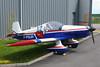 F-PSUR Brugger MB.2 Colibri c/n 177 Dijon-Darois/LFGI 09-06-13