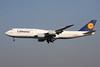 """D-ABYP Boeing 747-830 c/n 37839 Frankfurt/EDDF/FRA 24-09-16 """"1500th"""""""