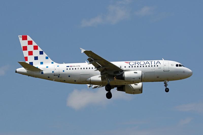 9A-CTG Airbus A319-112 c/n 0767 Frankfurt/EDDF/FRA/ 07-06-19
