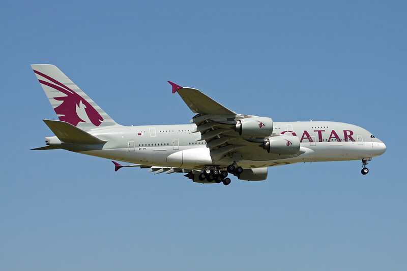 A7-APE Airbus A380-861 c/n 181 Frankfurt/EDDF/FRA 07-06-19