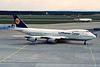 D-ABZC Boeing 747-230BF c/n 23393 Frankfurt/EDDF/FRA 09-04-95 (35mm slide)