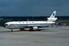 """PP-VPK McDonnell-Douglas MD-11 """"VARIG"""" c/n 48405 Frankfurt/EDDF/FRA 09-04-95 (35mm slide)"""