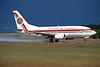 SU-GBK Boeing 737-566 c/n 26052 Frankfurt/EDDF/FRA 08-06-97 (35mm slide)