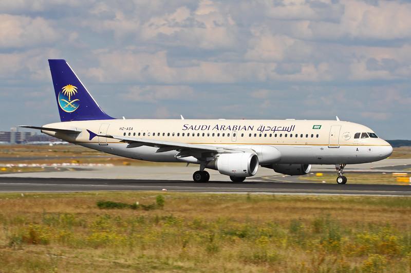 HZ-ASA Airbus A320-214 c/n 4081 Frankfurt/EDDF/FRA 26-06-14