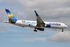 "D-ABUZ Boeing 767-330ER c/n 25209 Frankfurt/EDDF/FRA 26-06-14 ""Ja zu FRA"""