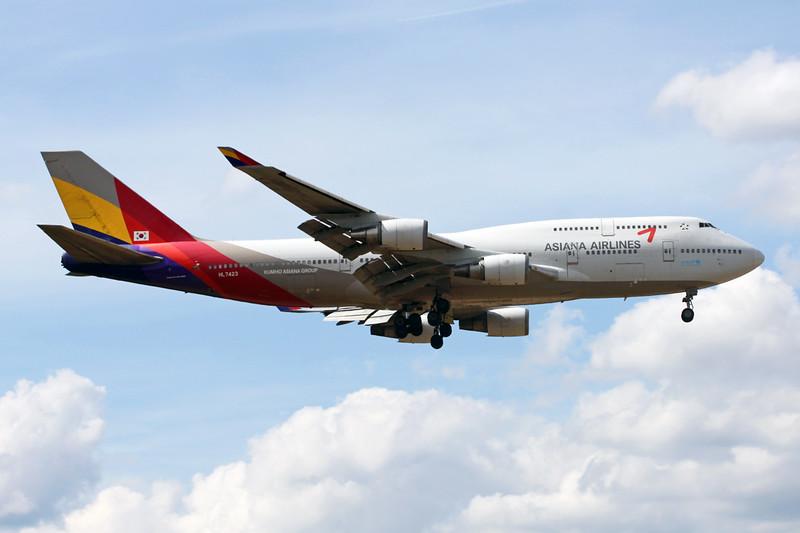 HL7423 Boeing 747-48EM c/n 25782 Frankfurt/EDDF/FRA 26-06-14