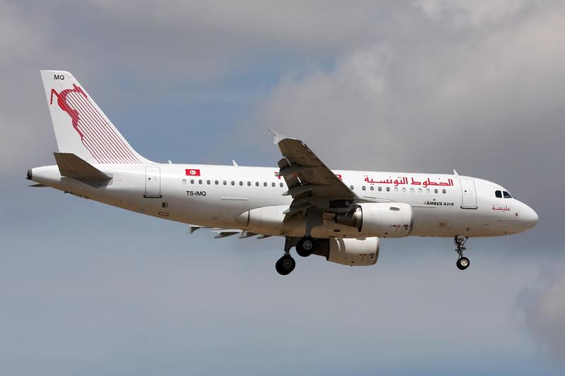 TS-IMQ Airbus A319-114 c/n 3096 Frankfurt/EDDF/FRA 26-06-14