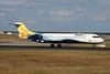 """9A-BTE Fokker F-100 """"Trade Air"""" c/n 11416 Frankfurt/EDDF/FRA 03-06-15"""