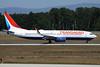 EI-RUR Boeing 737-8MC c/n 44435 Frankfurt/EDDF/FRA 04-06-15