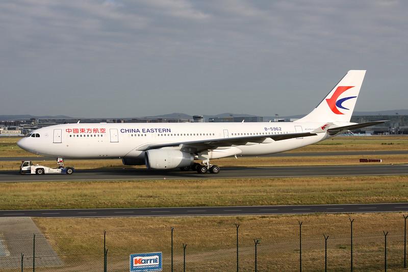 B-5962 Airbus A330-243E c/n 1588 Frankfurt/EDDF/FRA 04-06-15