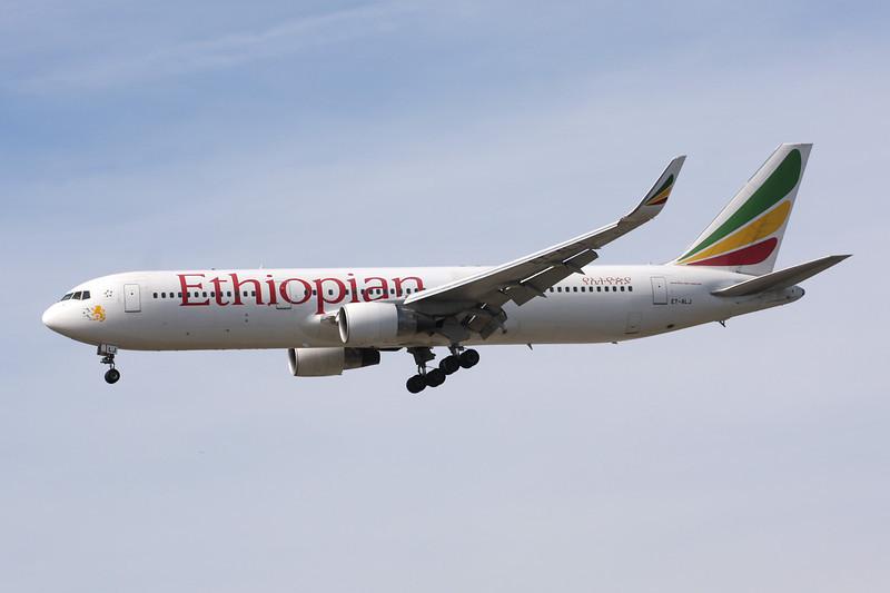 ET-ALJ Boeing 767-360ER(wl) c/n 33767 Frankfurt/EDDF/FRA 14-04-13