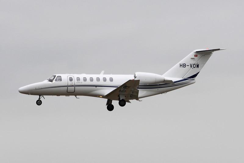 HB-VOW Cessna C525B Citatiohjet 3 c/n 525B-0209 Frankfurt/EDDF/FRA 14-04-13