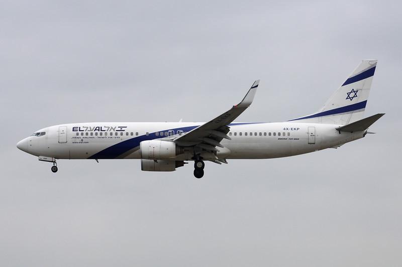 4X-EKP Boeing 737-8Q8(wl) c/n 30639 Frankfurt/EDDF/FRA 14-04-13