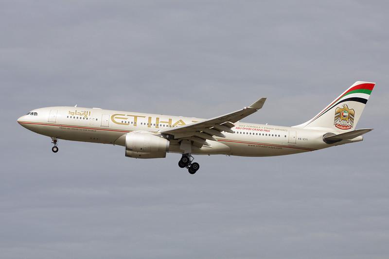 """A6-EYI Airbus A330-243 """"Etihad Airways"""" c/n 730 Frankfurt/EDDF/FRA 14-04-13"""