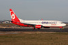 "D-ABMF Boeing 737-86J(wl) c/n 37767 Frankfurt/EDDF/FRA 14-04-13 ""Oneworld"""