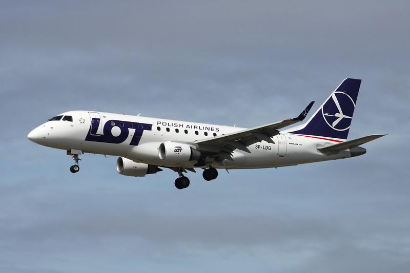 SP-LDG Embraer Emb-170-100LR c/n 17000065 Frankfurt/EDDF/FRA 14-04-13
