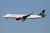 "OE-LWH Embraer Emb-195-200LR c/n 19000486 Frankfurt/EDDF/FRA 11-09-20 ""Star Alliance"""