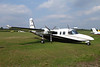 N771BA Aero Commander Turbo Commander 690B c/n 11429 Hasselt/EBZH 27-08-17
