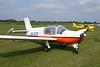OO-ECF Socata MS.883 Rallye 115 c/n 1549 Hasselt/EBZH 27-08-17