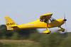 OO-G03 B & F Technik Funk FK.9 Mk.IV c/n 350 Hasselt-Kiewit/EBZH 24-08-19
