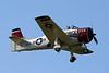N1328B (138354/TL-354) North American T-28B Trojan c/n 200-425 Hasselt-Kiewit/EBZH 24-08-19