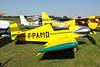 F-PAMD Brugger MB.2 Colibri c/n 261 Hasselt-Kiewit/EBZH 24-08-19